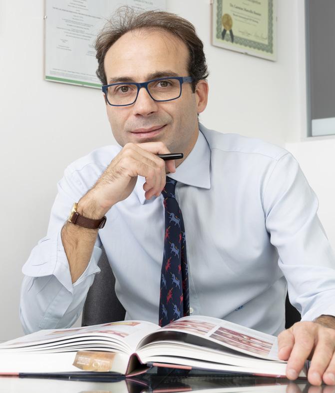 Dr. Carmine Marcello Rossini